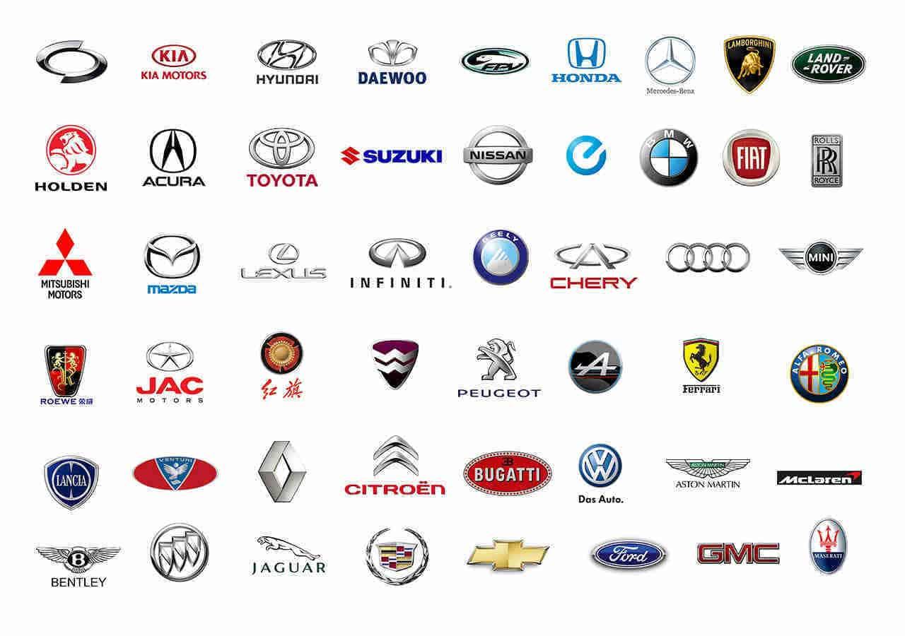 Car Brands Logos