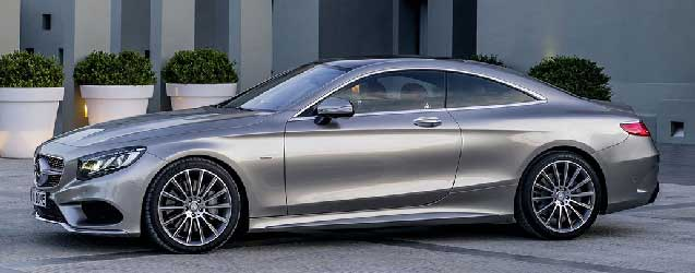Mercedes Benz Coupe