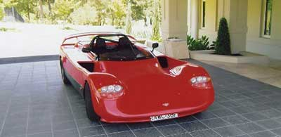 Nota Sports and Racing Cars