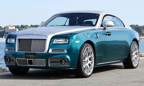 Rolls Royce 2 Door
