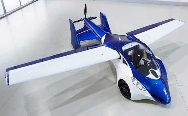 Flying Cars - Aeromobil 3.0