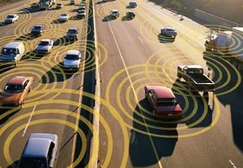 V2V - Vehicle To Vehicle Communication