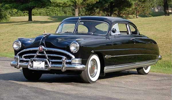 1951-1954 Hudson Hornet