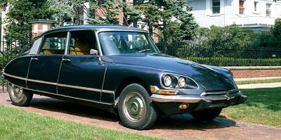 1955-1975 Citroen DS