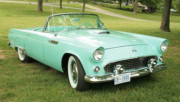 1958-1960 Ford Thunderbird