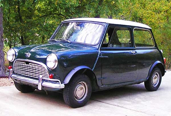 1959-1967 Mini Mark I