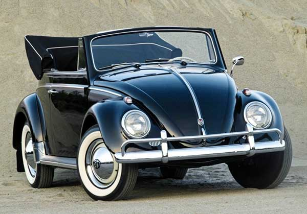1960 Volkswagen 1200 Cabriolet