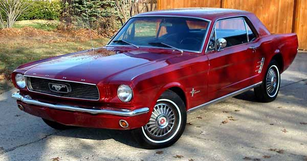 1964-1966 Ford Mustang