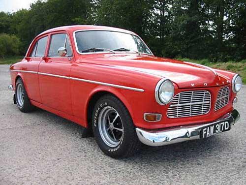 1966 Volvo 121 Amazon
