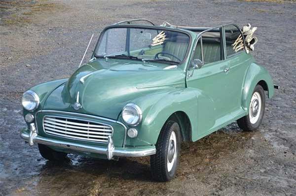 1967 Morris Minor Convertible