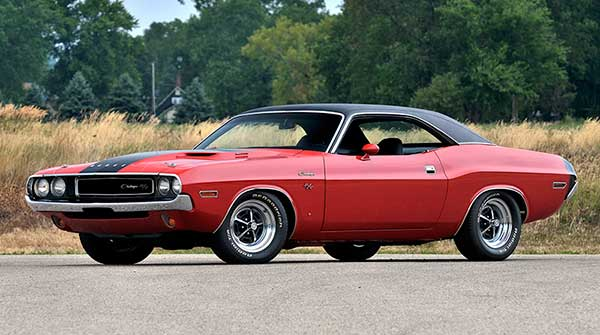 1970-1974 Dodge Challenger R/T