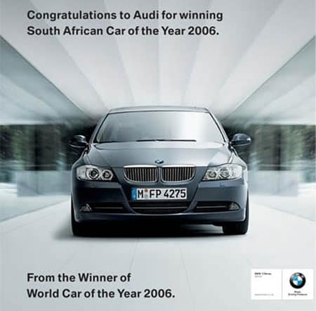 BMW's Ad