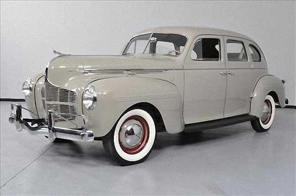 1940s Dodge Auto