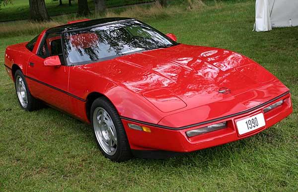 1990s Chevy Corvette