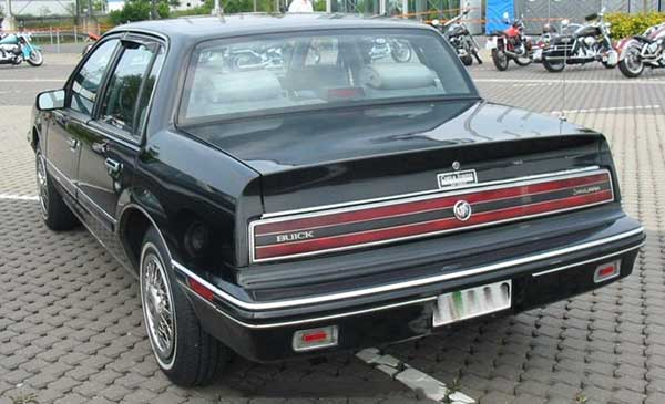 Buick in 1970s