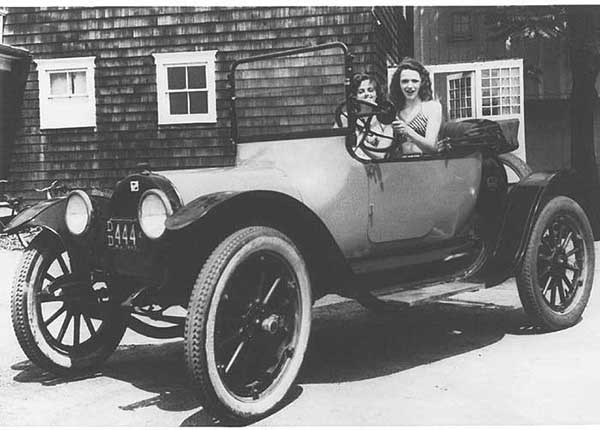 Buick in the beginning