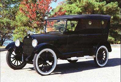 Chevrolet in 1910s