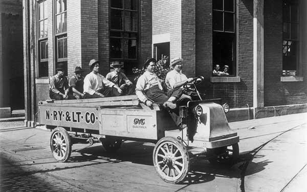 GMC 1915s