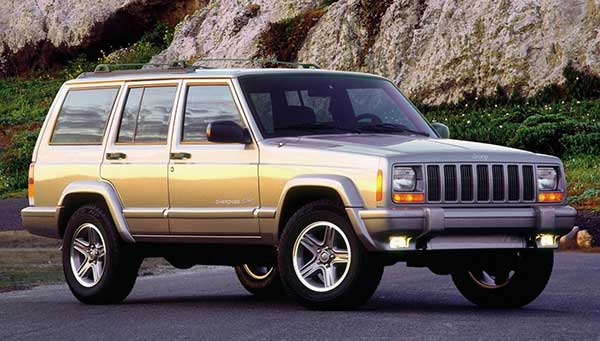 Jeep by 1980s