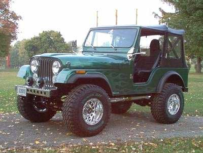 Jeep in 1960s