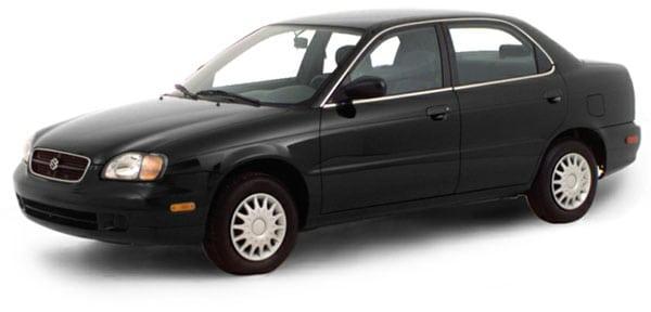 Suzuki in 1985 and onwards