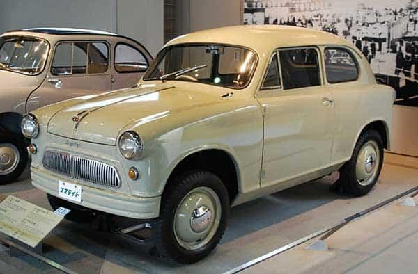 Suzuki's beginning