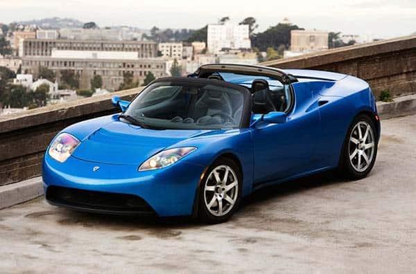Tesla Motors In 2005
