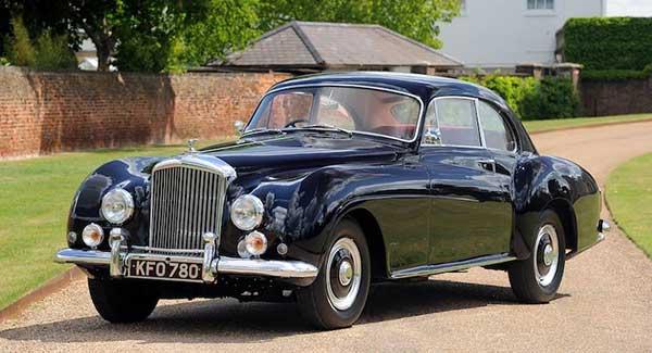 Bentley after 1939