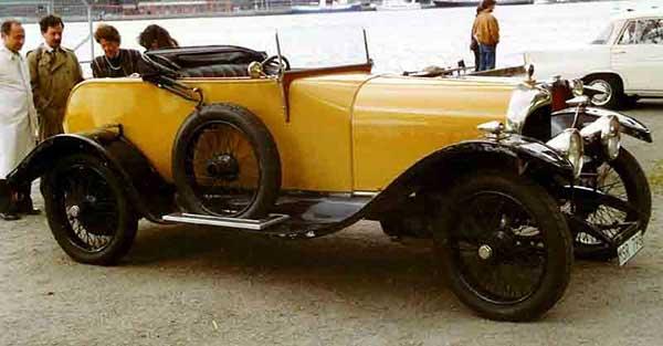 Bentley's beginning