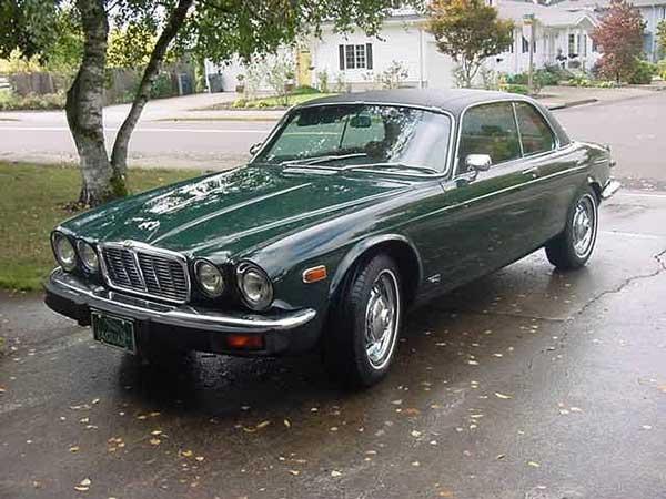 Jaguar by the 1960s