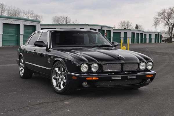 Jaguar in 1980s and onwards