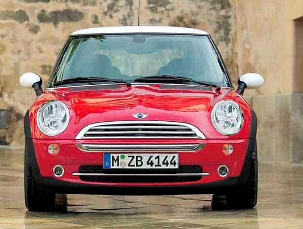 MINI in 90s and onwards