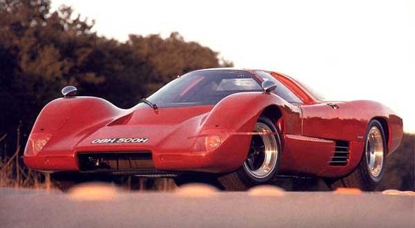 McLaren in the beginning