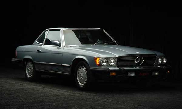 Mercedes-Benz by 1960s