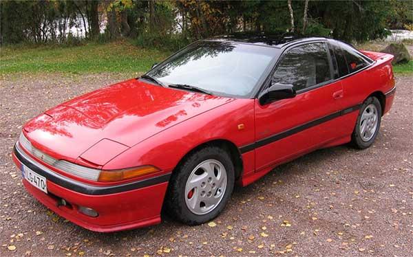 Mitsubishi after 90s