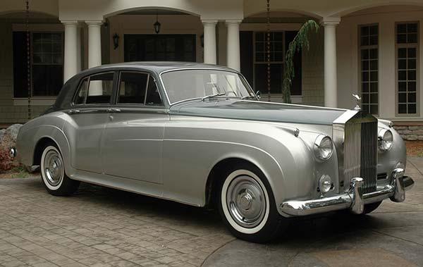 Rolls Royce by 1940s