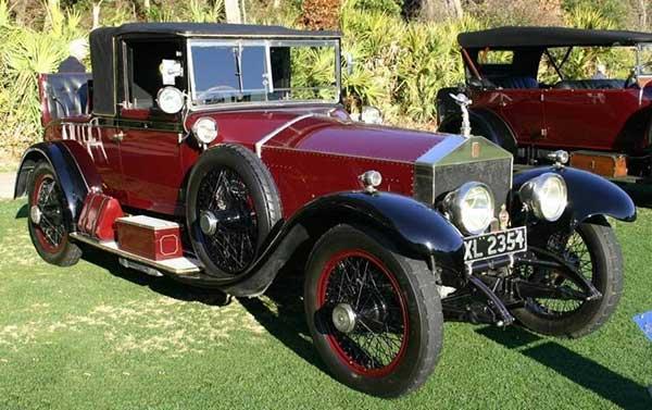 Rolls Royce in 1905