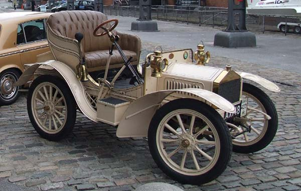 Rolls Royce in the beginning