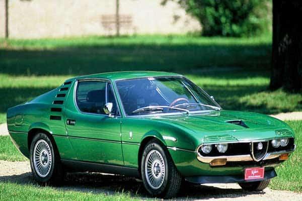 Alfa Romeo in the 60s