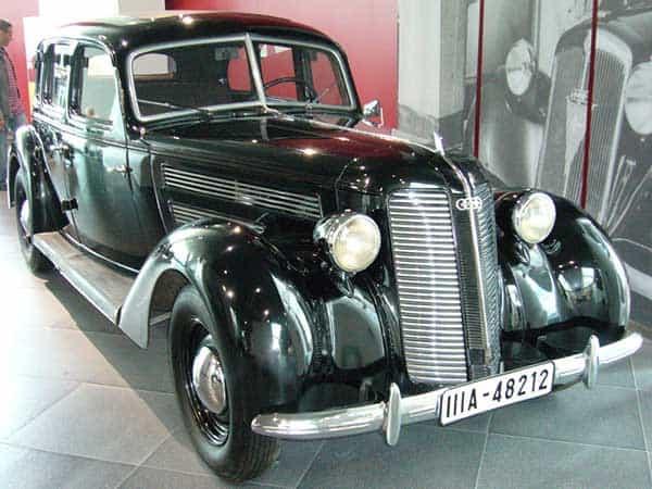 Audi 1940s