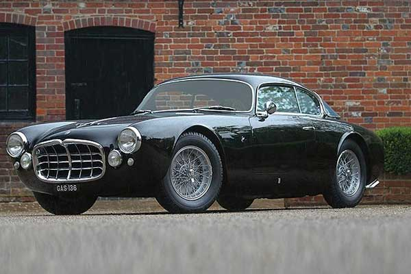 Beginning of the Maserati history