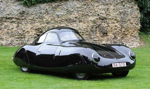 Beginning of the Porsche history