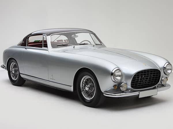 Ferrari in the beginning
