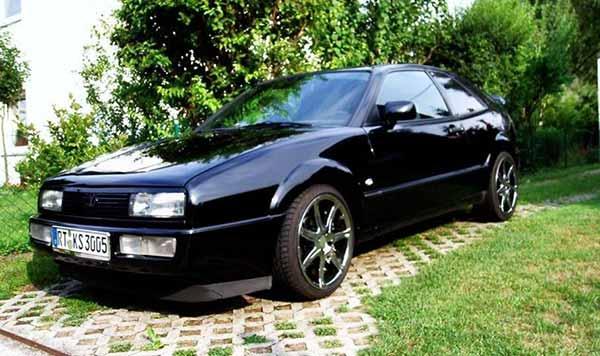 Volkswagen by 1980s