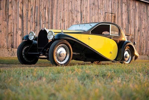 Bugatti by 1910