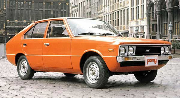Hyundai in 1975