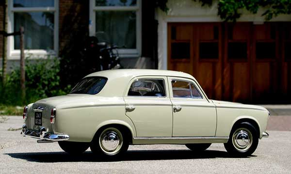 Peugeot by 1940s