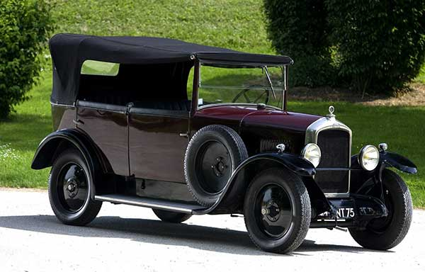 Peugeot in the 20th century