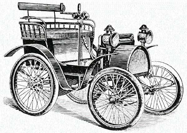 Renault Voiturette 1CV