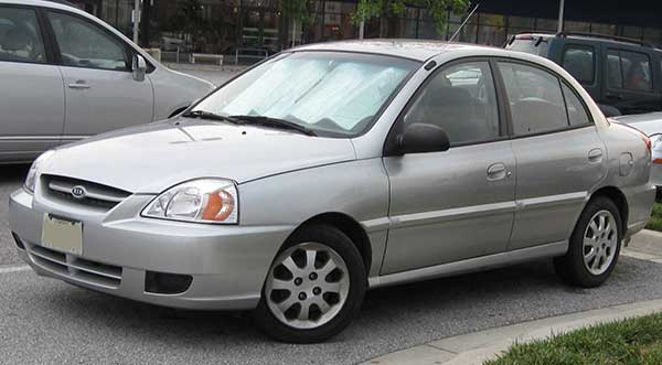 Kia by 1995